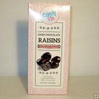 Chocolate Raisins-Gable Box