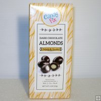 Chocolate Almonds-Gable Box