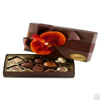Coco Bliss 8 pc Belgian Chocolate (Parve or CY)